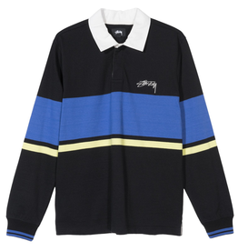 Stussy Justin Rugby
