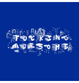 Fucking Awesome Block Letters