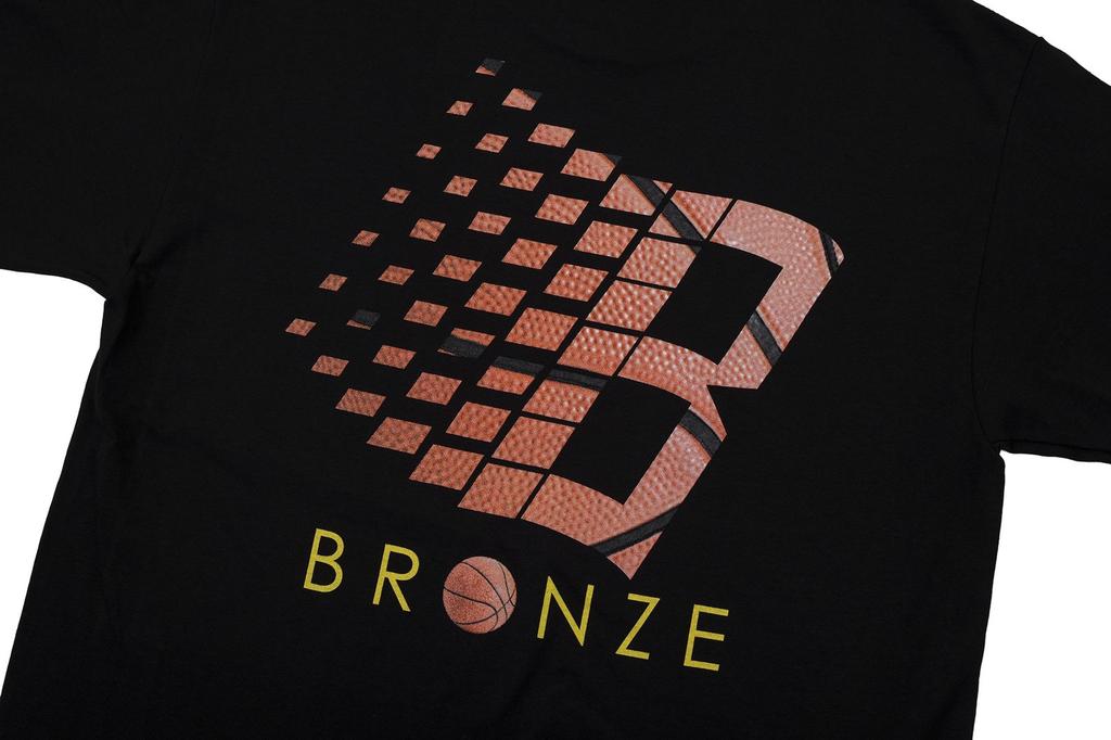 Bronze56K Logo Basketball Tee