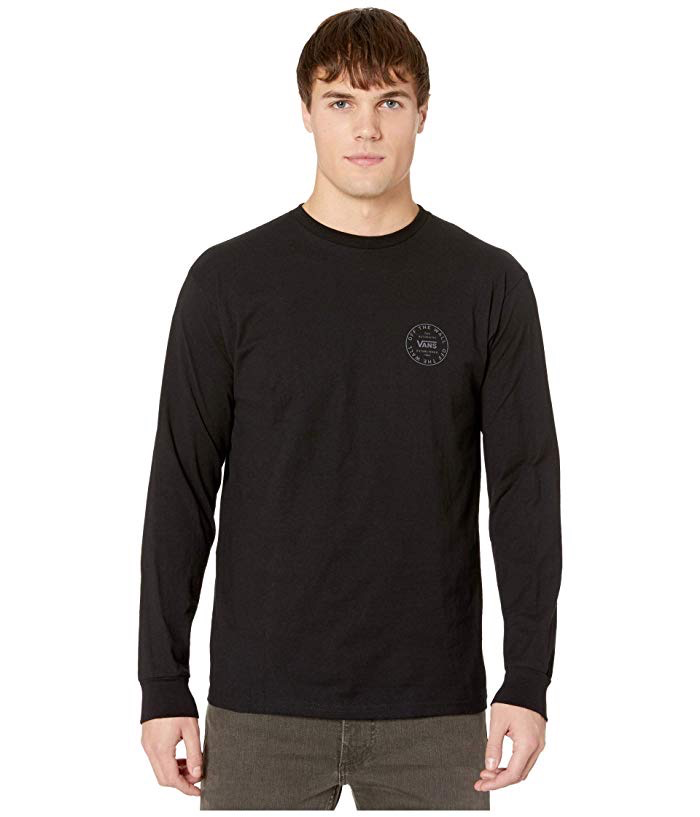 Vans Old Skool Circle L/S Tee