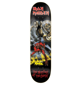Zero Iron Maiden The Number of the Beast