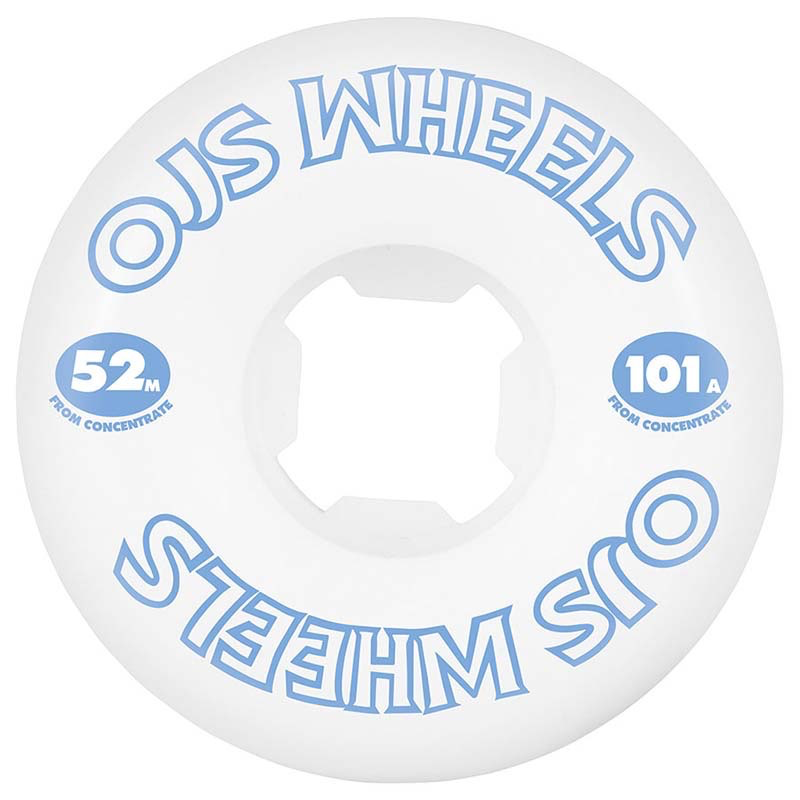 OJ Wheels From Concentrate Hardline 52mm 101A