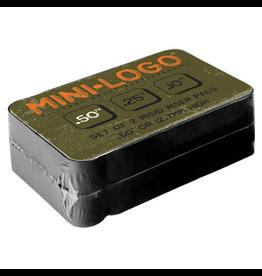 "Mini-Logo Rigid Riser Pads .5"" (2 Pack)"