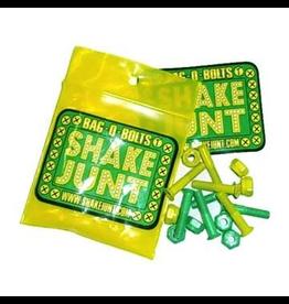 "Shake Junt Bag-O-Bolt 1"" Phillips Green/Yellow"