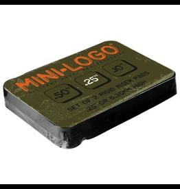 "Mini-Logo Rigid Riser Pads .25"" (2 Pack)"