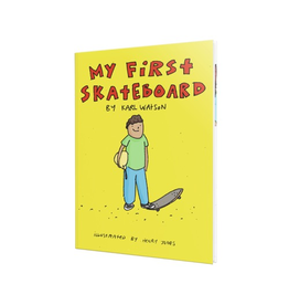My 1st Skateboard Book For Children