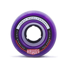 Hawgs Fatty 63mm 78A Wheels