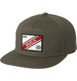 RVCA Places Structured Snapback