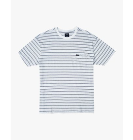 RVCA Shuffle Stripe Crew Knit Shirt