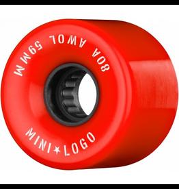Mini-Logo A.W.O.L. A-Cut 80A 59mm