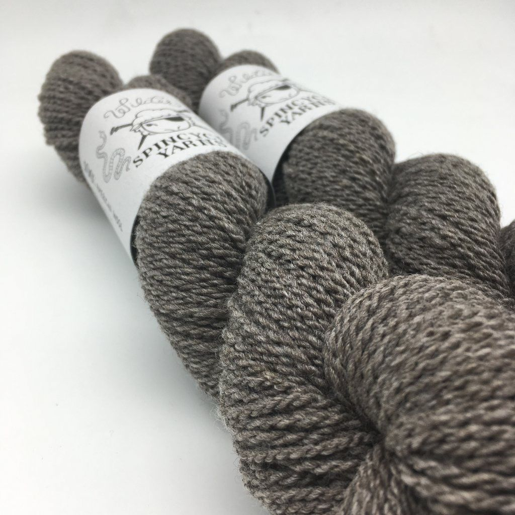 Spincycle Yarns Wilder: Private Label, Dark Gray