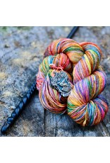 Knitted Wit Pixie Plied, Stonewall (formerly Spectrespecs)