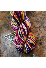 Knitted Wit Pixie Plied, Harry Potter Inspired Series - Hospital Wing