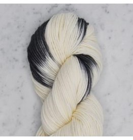 Swans Island Dip Dyed Collection, Little Dippers, Natural/Graphite