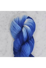 Swans Island Dip Dyed Collection, Big Dippers, French Blue/Natural