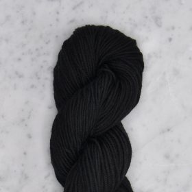 Swans Island Washable Wool Collection 100g, DK, Raven