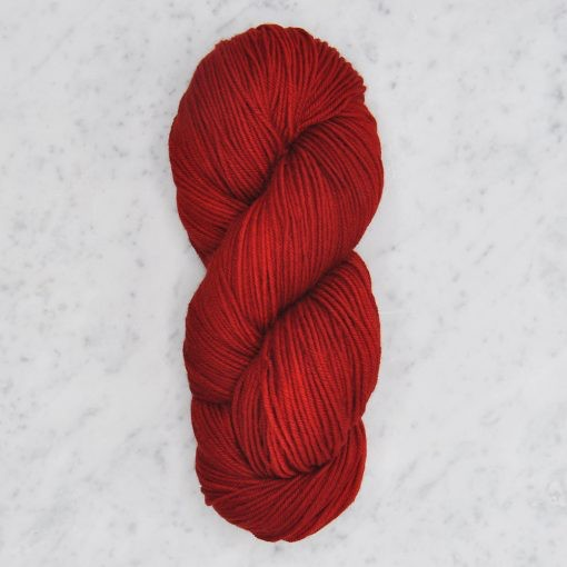 Swans Island Washable Wool Collection 100g, DK, Cayenne