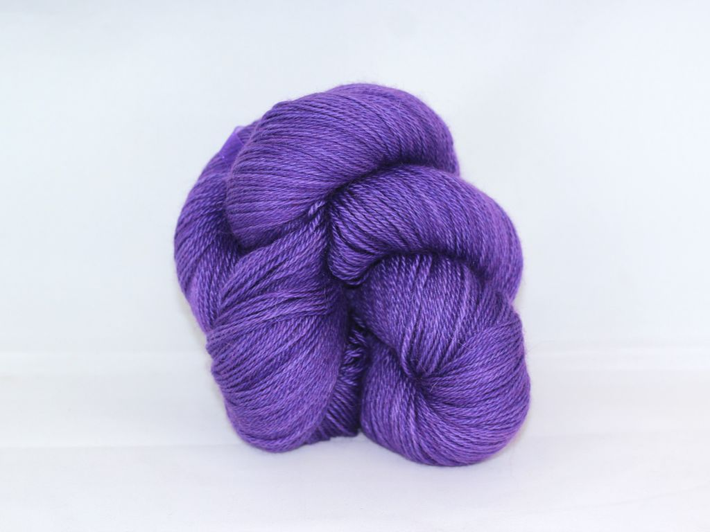 Alpha B Yarns Sexy B, Goofy Grape