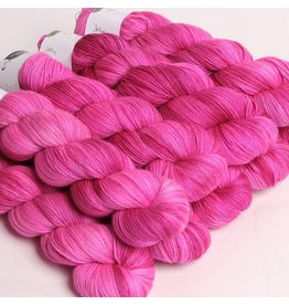 Hedgehog Fibres Hand Dyed Yarns Skinny Singles, Jelly