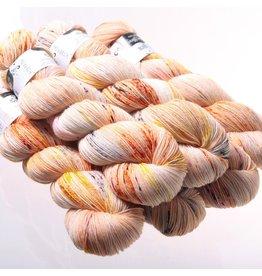 Hedgehog Fibres Hand Dyed Yarns Skinny Singles, Monarch