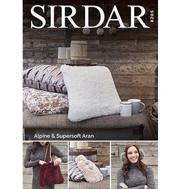 Sirdar Accessories in Alpine