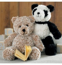 Sirdar Panda and Teddy Bear in Alpine