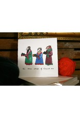 Knit Baah Purl Holiday Card Collection