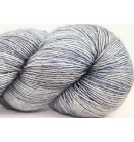 Madelinetosh Tosh Merino Light - Silver Glitter, Mockingjay (Retired) (Retired)