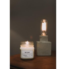 Pure Soy Wax Candle: Autumn Leaves in Mason Jar