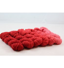 Knitted Wit Sixlets Gumball, Carnelian