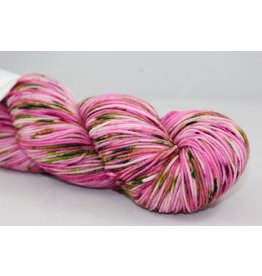 Knitted Wit Sock, Apple Blossom