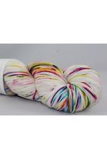 Knitted Wit Sock, Funfetti