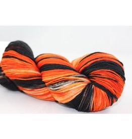 Knitted Wit Victory Sock, Beaver Nation