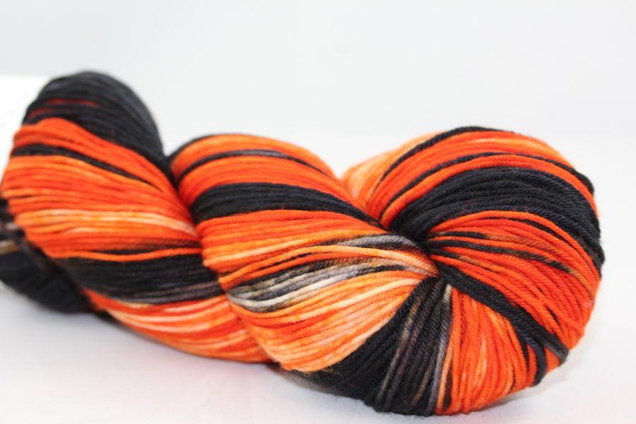 Knitted Wit Sock, Beaver Fever