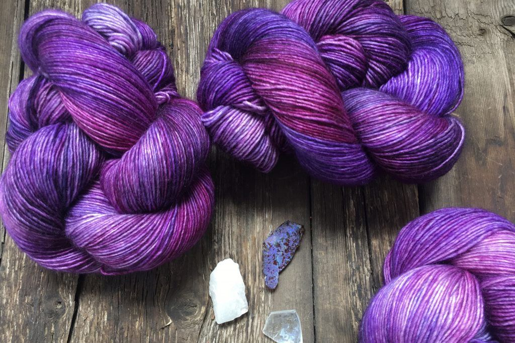 Dream in Color Jilly, Amethyst