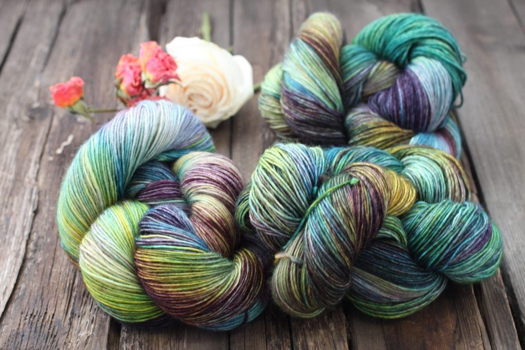 Dream in Color Jilly with Cashmere, Secret Garden