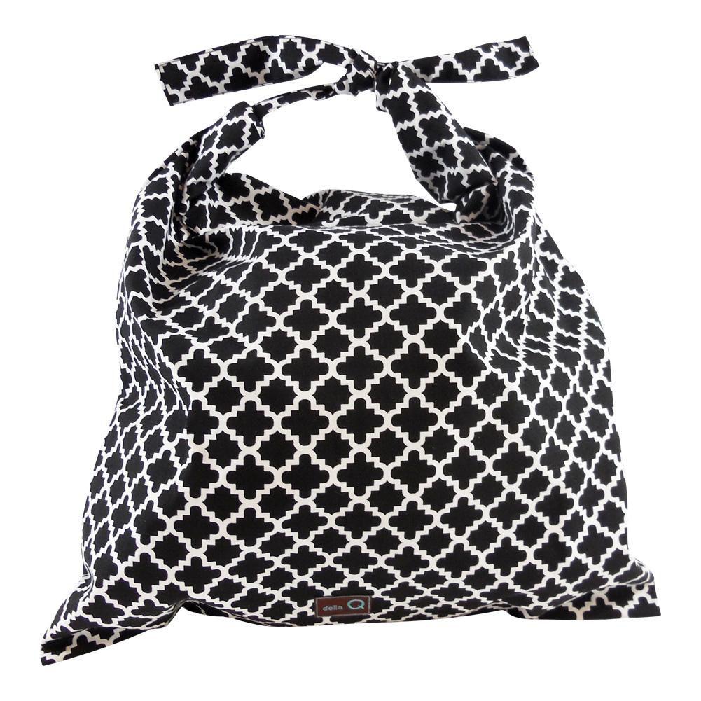 della Q Millie Roll Top Bag, Granite
