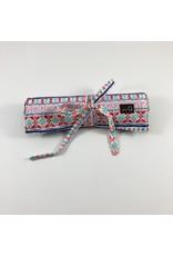 della Q Crochet Hook Roll, Menlo