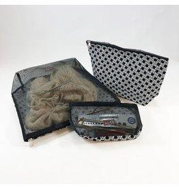 della Q Mesh + Cotton Zip Collection, Blair