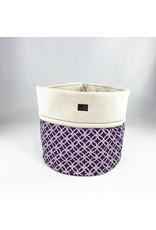 della Q Salina Fabric Yarn Bowl, Large, Austin