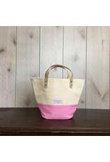 della Q Vickie Howell for della Q Tote + Zip Pouch, Pink