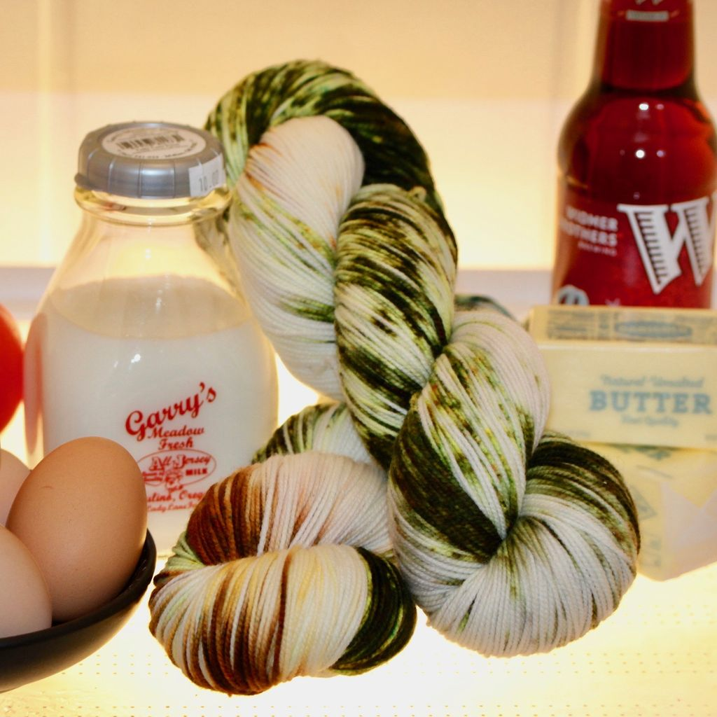 Knitted Wit Sassy Holiday Club November: National Clean Out Your Refrigerator Day - Bold Mold
