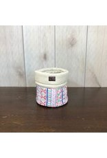 della Q Salina Fabric Yarn Bowl, Large, Park
