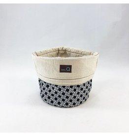 della Q Salina Fabric Yarn Bowl, Small, Blair