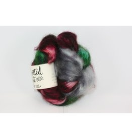 Knitted Wit Fairy Floss, Christmas Balls