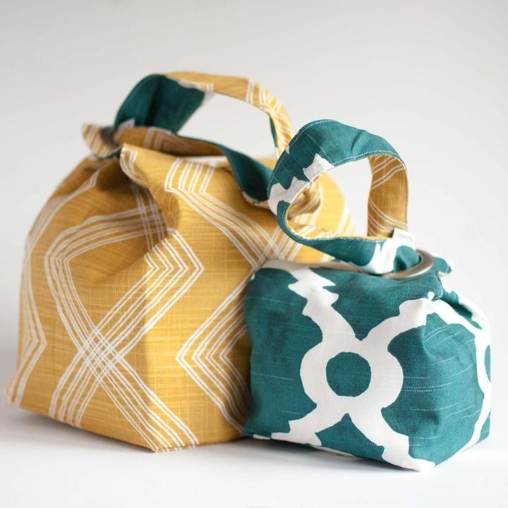 Binkwaffle Dumpling Bag - Small, Colton