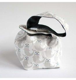 Binkwaffle Dumpling Bag - Large, Russ