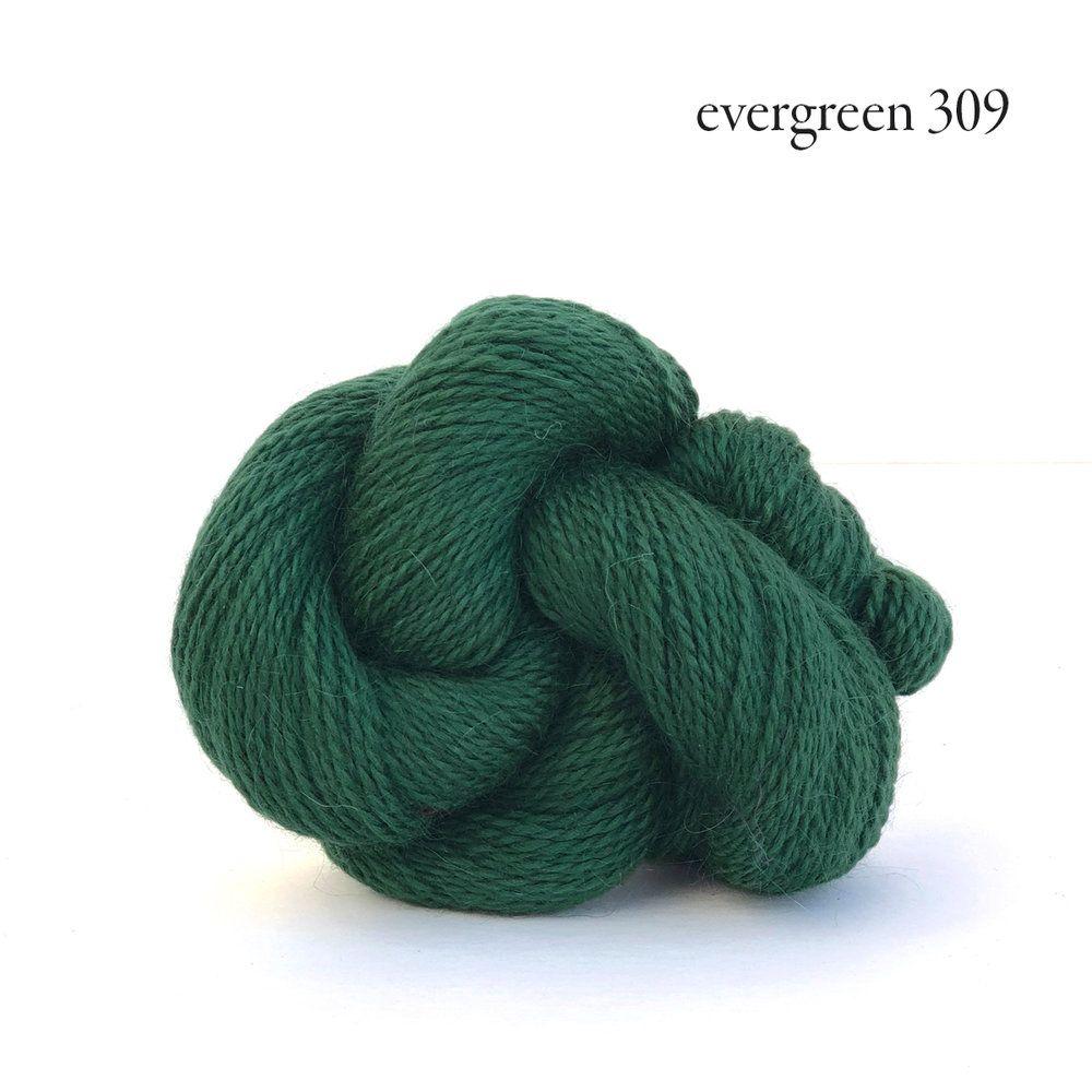 Kelbourne Woolens Andorra, Evergreen 309