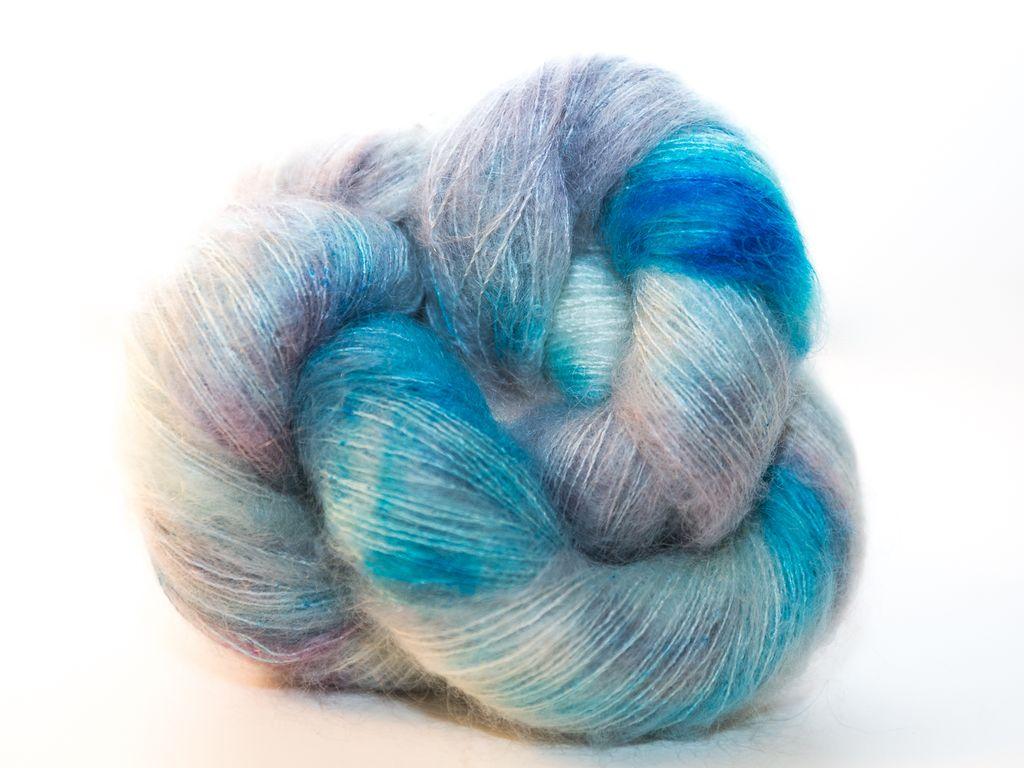 Knitted Wit Fairy Floss, Phoenix Tears