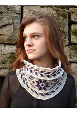 For Yarn&#039;s Sake, LLC Kerfuffle Cowl: Intro To Stranded Knitting. Sunday January 27, 2019. Class time: 1:30-4pm.<br /> Michele Lee Bernstein